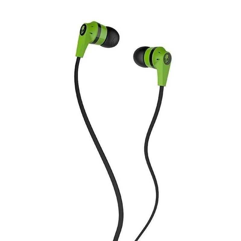 Casti audio in-ear Skullcandy Ink'd S2IKDY-323 Parrot Green